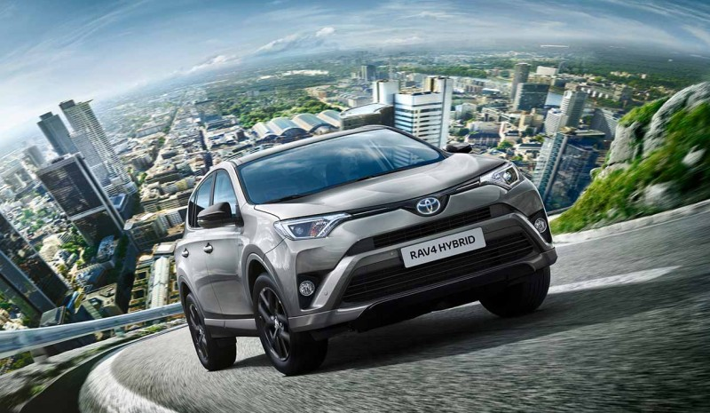 toyota rav4 2018 un vus encore plus attractif. Black Bedroom Furniture Sets. Home Design Ideas