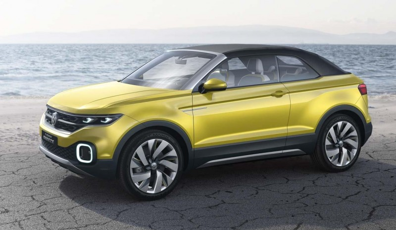 Volkswagen T-Cross: the Polo SUV arriving in 2018