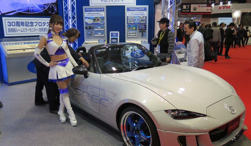 The best photos of the 2017 Tokyo Motor Show