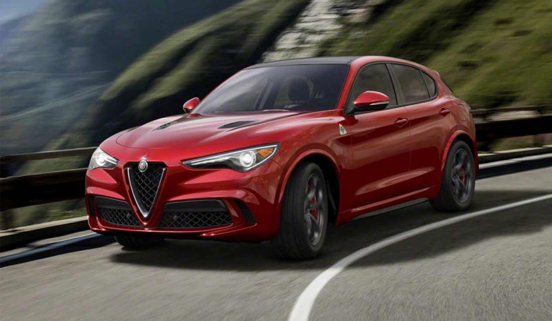 Alfa Romeo Quadrifoglio >> Alfa Romeo Quadrifoglio Stelvio Sportiest Suv Nyt Myynnissa