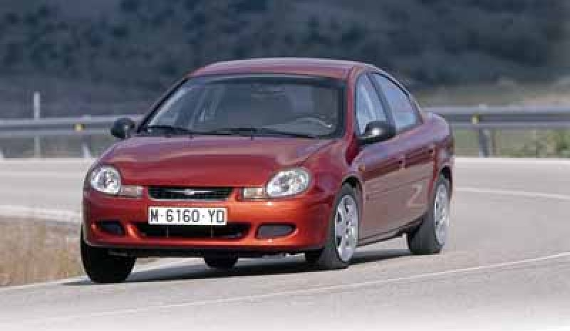 Chrysler Neon 2,0 16V LE