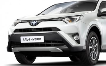 Toyota RAV4, new accessories for 2016